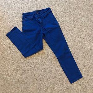NYDJ Jeans - Royal blue jeans